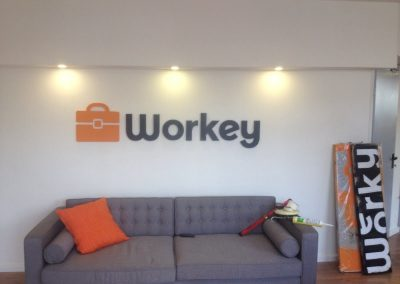 לוגו Workey
